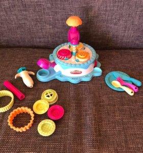 Детский набор для лепки Play Doh