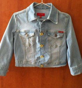 Джинсовая куртка Mexx