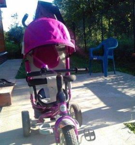 Детский велосипед LEXX Trike COMBI.