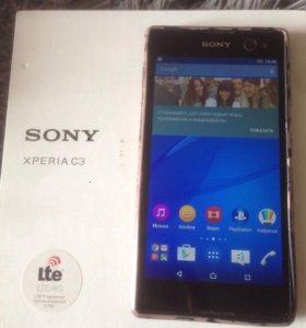 Продам телефон Sony Xperia C3!