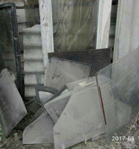 Стекло на москвич 2141
