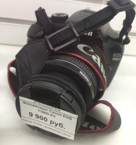Canon 1100D + объектив 18-55мм + сумка