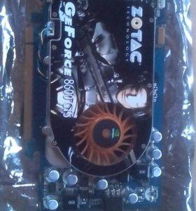 Видеокарта geForce 8600 GTS