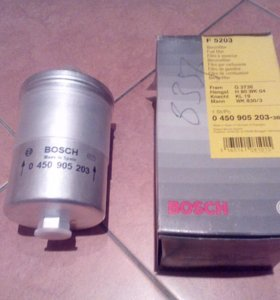 Топливный фильтр bosch F5203