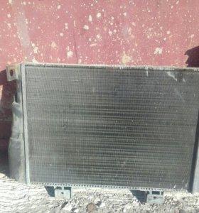 Радиатор ваз 2104 2105 2107