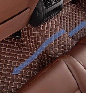 3D коврики mercedes bmw porsche toyota audi infini