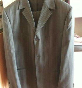 Продам мужской костюм (пиджак и брюки)