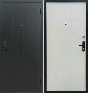 Дверь входная Стройгост 5-1 с влагостойкой мдф