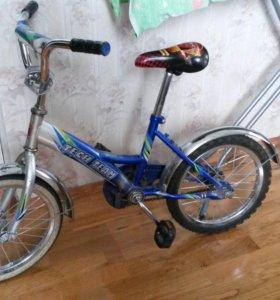 Велосипед с 5 лет