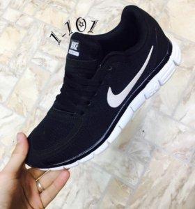Кроссовки Nike 5.0 V4 мужские Black