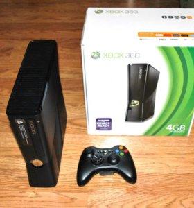 Xbox 360 4гб. Kinect