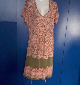 Платье большого размера (54-56)