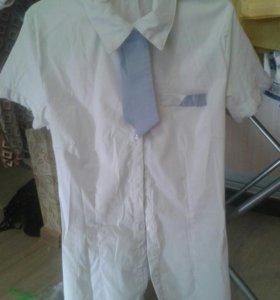 Рубашка 👚 для школы 10-12 лет