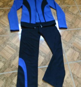 Тренировочный термо костюм