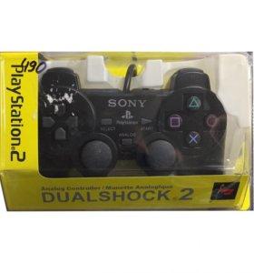 Проводной геймпад Sony Dualshock 2
