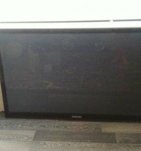 Плазменный телевизор самсунг на запчасти