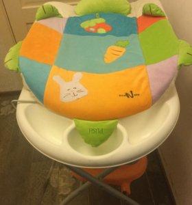 Пеленальный столик + ванночка neonato