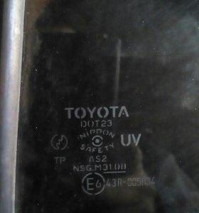 Стёкла для Тойоты Витц