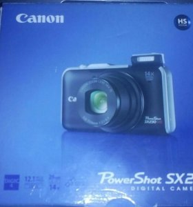 Canon Powershot SX230HS