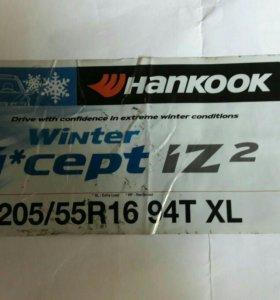 Диски с зимней резиной для Honda Accord 7