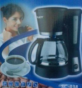 Кофеварка Скарлет