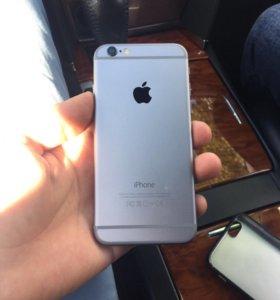 Продам айфон iPhone 6 16 гб спейс грей РСТ