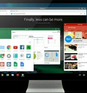 Установка ОС(Windows, Linux,Remix OS)