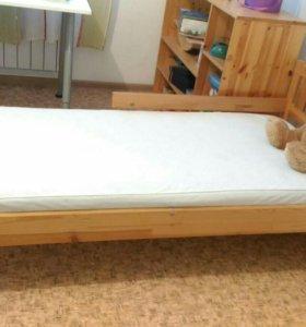 Детская кровать ИKEA 2 штуки