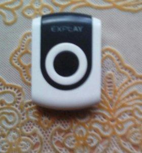 CD плеер на 8 Gb