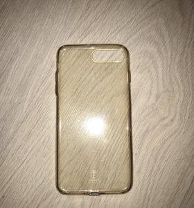 Чехол силиконовый для IPhone 7plus