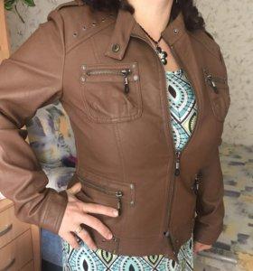 Куртка под кожу