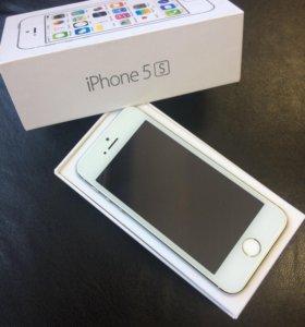 Айфон 5s Silver 16 гб
