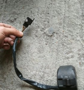 пульт включения на китайский скутер