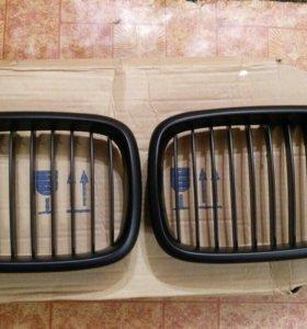 Матовые ноздри BMW e39