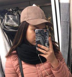 Модная кепка