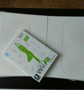 Wii box игра