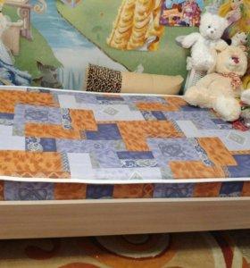 Кровати для девочек Hello Kitty