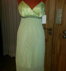 Платье вечернее,новое