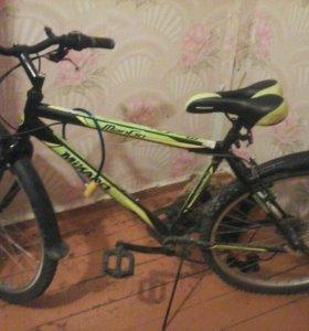 Скоростной велосипед 6 скоростей