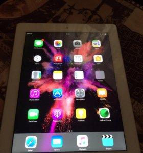 iPad4 16gb, wi-fi,cellular, retina.