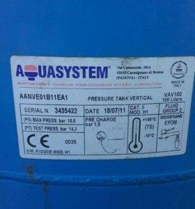 Гидроаккоммулятор для насосных станций