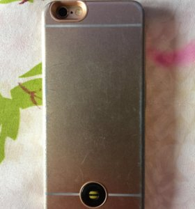 Чехол зарядка на IPhone 6