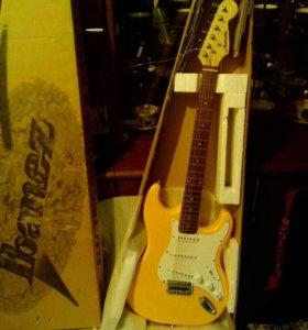 Новая эл.гитара.