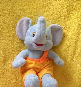 Говорящий слоник