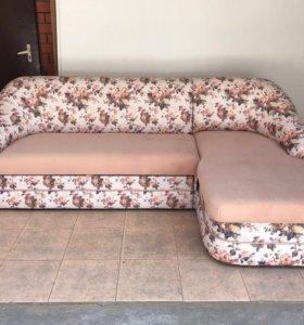 Язычковый диван