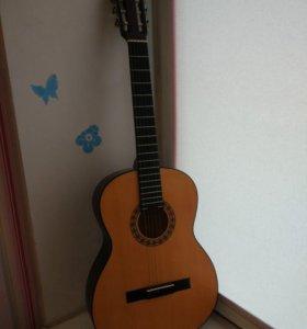Гитара классическая Strunal 4670 4/4 + чехол