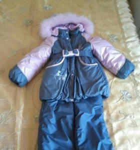 """Куртка для девочек """"Oldos"""""""