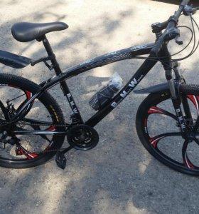 Надежный велосипед БМВ