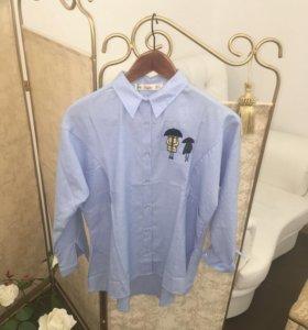 Новая модная рубашка