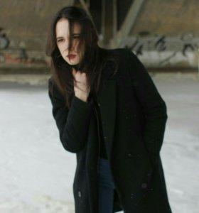 пальто Zara (40-46 р-р)